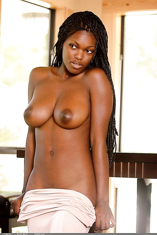 Perfect nude african girls something