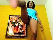 Nude webcam strip dance