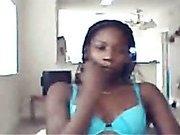 Very beautiful ebony girl