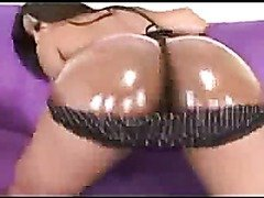 ebony chick Jada Fire bangs