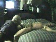 Big boi gets banged by thug.