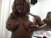 Mega babe nude