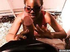 Alia Starr in porn action