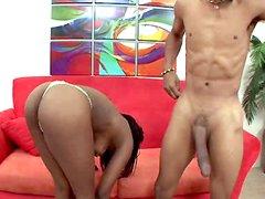 Vanessa Blue has a juicy ass
